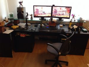 Computer Desk Ahrensburg