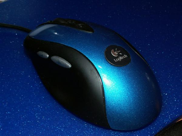 Arctic Blue v2 Mouse