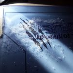 Shockwave v3 window engraving