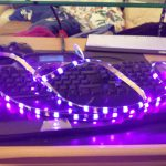 Shockwave v3 UV LED stripe
