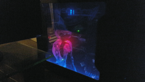 Shockwave v3 weak UV LEDs